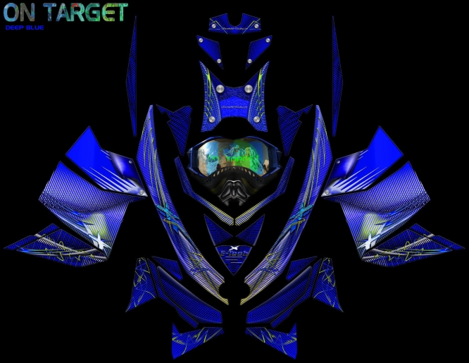 ON-TARGET-DARK BLUE