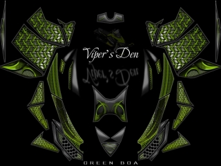 VIPERS-DEN-GREEN