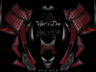 VIPERS-DEN-RED