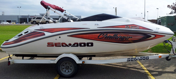 boat seadoo challenger jet boat graphics wraps on boat ignition coil,  boat motor diagram,